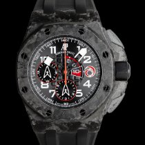Audemars Piguet Carbone Remontage automatique Noir 44mm occasion Royal Oak Offshore Chronograph