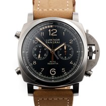 Panerai Luminor 1950 Regatta 3 Days Chrono Flyback Titanium 47mm