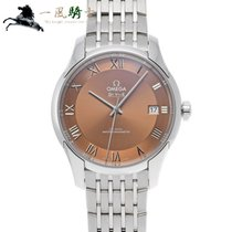 Omega De Ville Hour Vision new Automatic Watch only 433.10.41.21.10.001