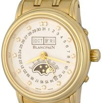 Blancpain Villeret Moonphase Yellow gold 26mm White No numerals United States of America, Texas, Dallas