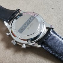 IWC Portuguese Chronograph IW371404 Muy bueno Acero 41mm Automático
