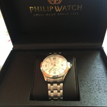 Philip Watch Steel Quartz 41mm pre-owned