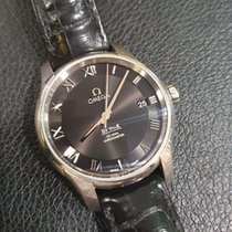 Omega De Ville Co-Axial Steel 41mm Black United Kingdom, London