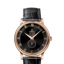 Omega De Ville Prestige Or rose 39mm Noir