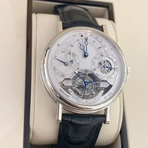 Breguet Classique Complications White gold 41mm Silver No numerals