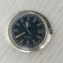 Omega Steel Manual winding pre-owned
