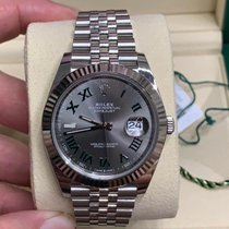 Rolex Datejust Steel 41mm Grey No numerals Australia, SYDNEY