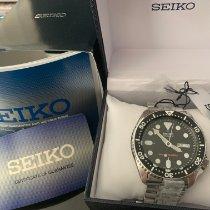 Seiko SKX007K2 Steel 2019 Prospex 42mm new United States of America, Maryland, Finksburg