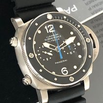 沛納海 Luminor Submersible 1950 3 Days Automatic PAM00615 非常好 鈦 47mm 自動發條
