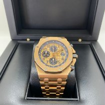 Audemars Piguet Royal Oak Offshore Chronograph 26470OR.OO.1000OR.01 Ottimo Oro rosa 42mm Automatico