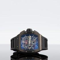 Richard Mille Titanium Automatic RM 011 pre-owned
