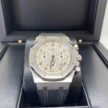 Audemars Piguet Royal Oak Chronograph 26022BC.OO.D002CR.01 2007 rabljen