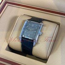 Girard Perregaux Vintage 1945 Steel 31.60mm Silver Arabic numerals United States of America, New York, New York