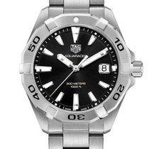 TAG Heuer Aquaracer 300M nuevo 2020 Cuarzo Reloj con estuche y documentos originales WBD1110.BA0928