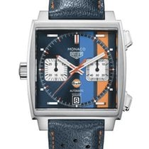 TAG Heuer Steel 39mm Automatic CAW211R.FC6401 new