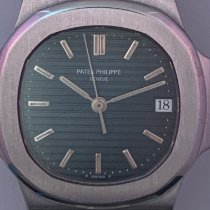 Patek Philippe Nautilus Steel 37mm Blue Roman numerals United States of America, New York, Great Neck
