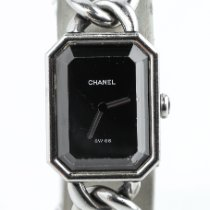 Chanel Première Steel 20mm Black No numerals United States of America, Nevada, Las Vegas