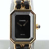 Chanel Première Steel 26mm Black No numerals United States of America, Nevada, Las Vegas