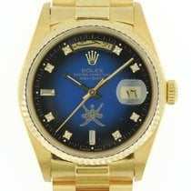 Rolex Yellow gold 36mm Automatic 18038 pre-owned