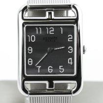 Hermès Cape Cod Steel 29mm Silver Arabic numerals United States of America, Nevada, Las Vegas