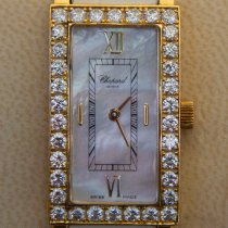 Chopard Classic pre-owned 18mm Mother of pearl Leather