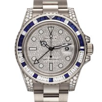 Rolex GMT-Master II 116759SA New White gold 40mm Automatic