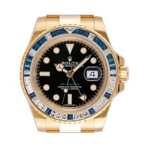 Rolex GMT-Master II 116748 New Yellow gold