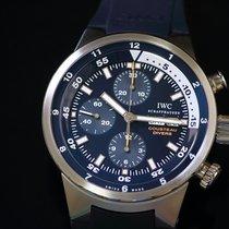 IWC Aquatimer Chronograph Steel