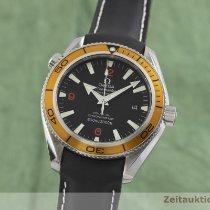 Omega Seamaster Planet Ocean Acier 42mm Noir