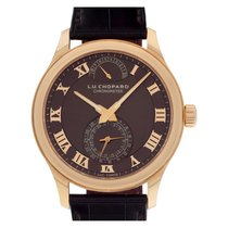 Chopard Or rose 43mm Remontage manuel 161926-5003 occasion