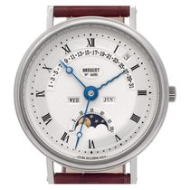 Breguet Classique Complications White gold 36mm Silver United States of America, Florida, Surfside