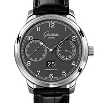 Glashütte Original new Automatic Small seconds Power Reserve Display 44mm Steel Sapphire crystal