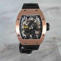 Richard Mille RM 029 Ruzicasto zlato 48mm Proziran Arapski brojevi