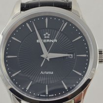 Eterna Artena Steel 42mm