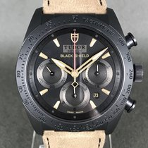 Tudor Fastrider Black Shield Céramique 42mm Noir