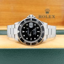 Rolex 16610 Stahl 2002 Submariner Date 40mm gebraucht Deutschland, Hamburg