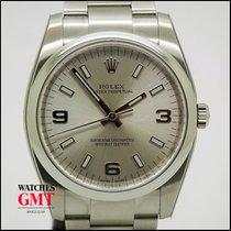 Rolex Oyster Perpetual 34 nuevo 2014 Automático Reloj con estuche y documentos originales 114200