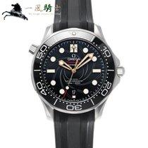 Omega Seamaster Diver 300 M Acier 42mm Noir