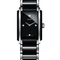 Rado Integral Ceramic Black
