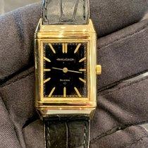 Jaeger-LeCoultre Reverso Classique Aur galben Argint