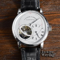A. Lange & Söhne Richard Lange Platinum 41.9mm United States of America, California, Irvine