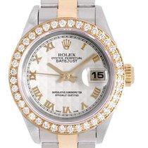 Rolex Lady-Datejust 26mm Champagne Roman numerals