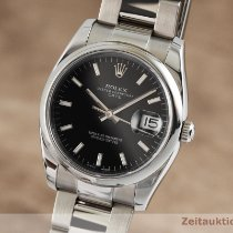 Rolex 115200 Acier Oyster Perpetual Date 34mm occasion