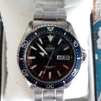 Orient (オリエント) カマス ステンレス 42mm ブルー