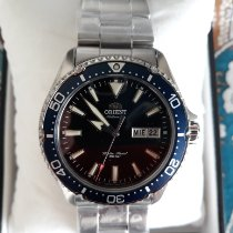 Orient Kamasu Steel 42mm Blue