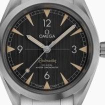 Omega Seamaster Railmaster nuevo 2020 Automático Reloj con estuche y documentos originales 220.10.40.20.01.001