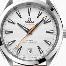 Omega Seamaster Aqua Terra nuevo 2020 Automático Reloj con estuche y documentos originales 220.12.41.21.02.001