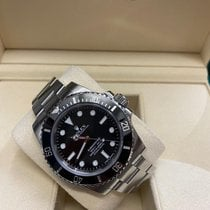 Rolex Submariner (No Date) 114060 2011 подержанные