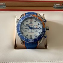 Omega Seamaster Planet Ocean Chronograph 45,5mm