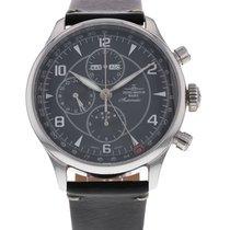 Zeno-Watch Basel 6273VKL-G1 Neu Stahl 44mm Automatik